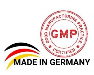 GMP made in Germany