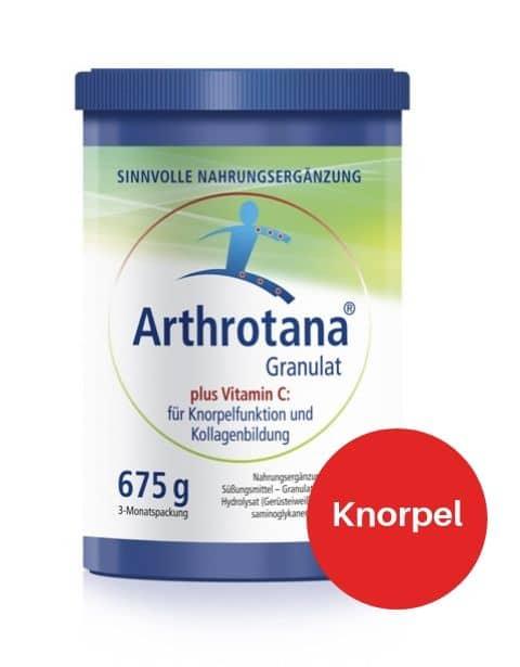 Arthrotana für die Knorpel