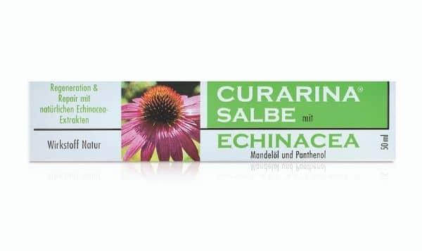Curarina Salbe Echinacea