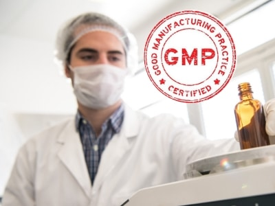 Harraspharma GMP Produktion
