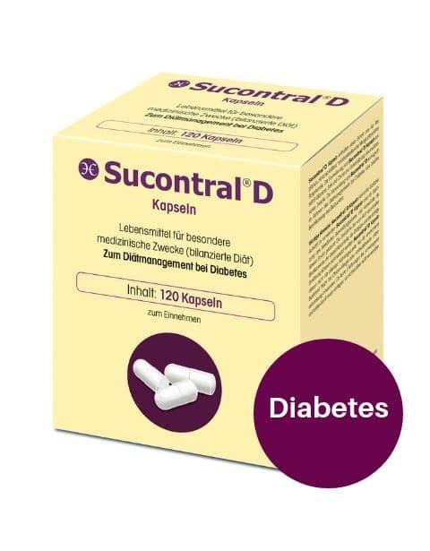 Sucontral D bei Diabetes